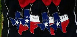 Texas Quad Marathon