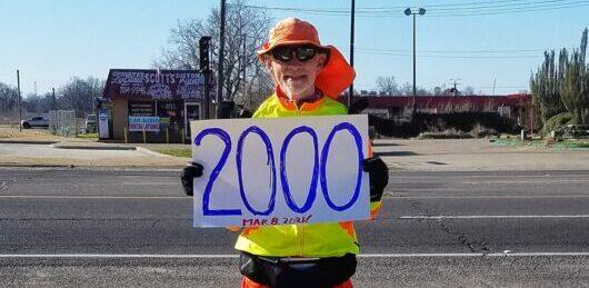 USA Run - 2000 Miles